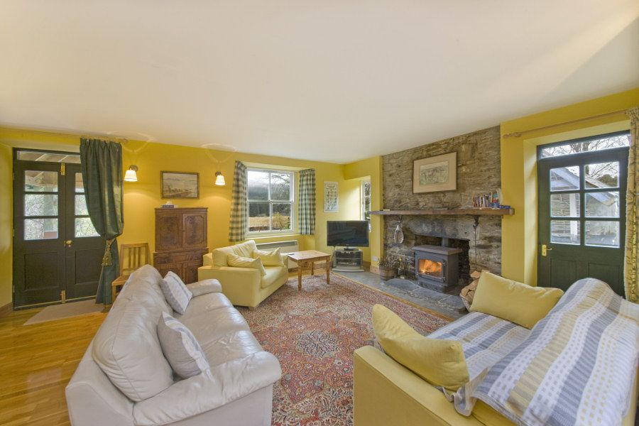 Argyll Holiday House Accommodation The Old House Glen Orchy